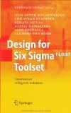 Fachbuch Design for Six Sigma+Lean Toolset