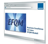 WEKA Software Business Excellence mit dem EFQM-Modell